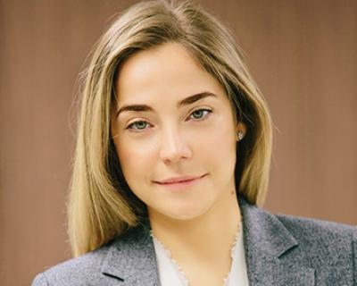 Lucía Goy Mastromiechele, Premio FPdGi Empresa 2021
