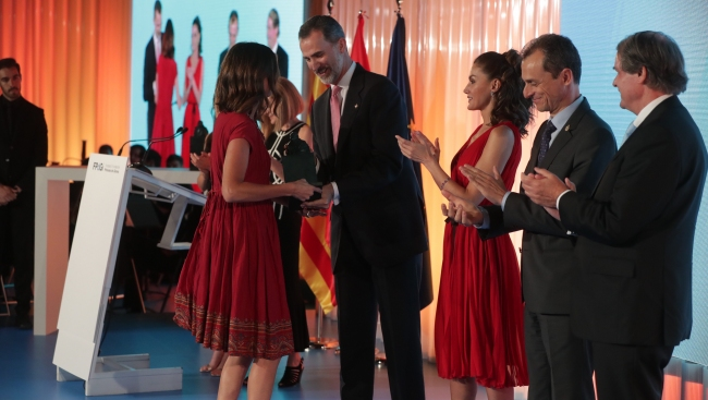 Abierta la convocatoria de los Premios Fundación Princesa de Girona 2019