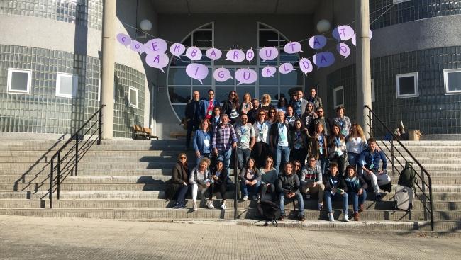 Recordamos en imágenes nuestra Expedición Pedagógica en Galicia