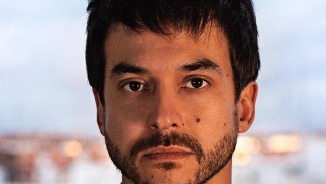 El director y guionista de cine Guillermo García López, Premio Artes y Letras