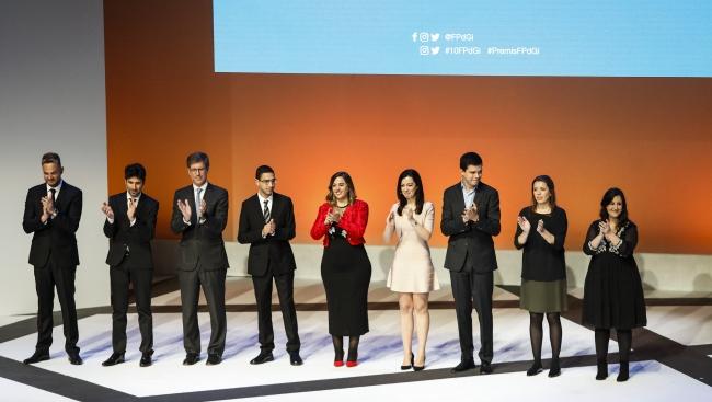 La FPdGi anunciará el próximo jueves el ganador del Premio Empresa para 2020
