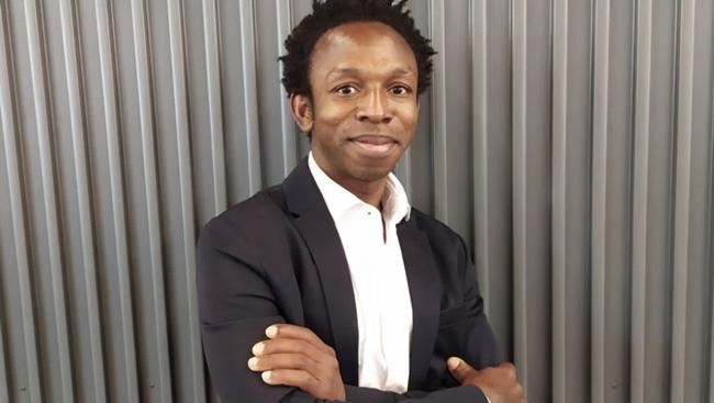 El fundador de la ONG NASCO Feeding Minds, Ousman Umar, Premio FPdGi Social 2021